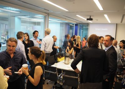 Smart Health Launch Networking
