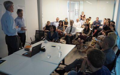 Smart Health Platform Launch Meeting