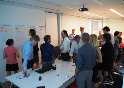 Smart Health Launch Meeting