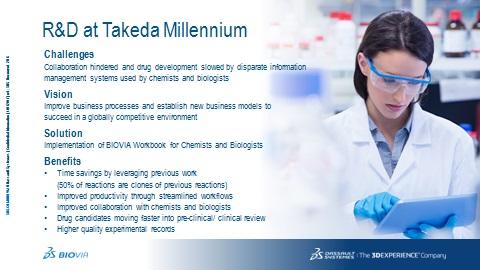 DS Biovia Success story slide 13
