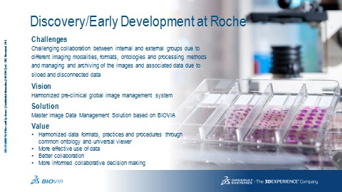 DS Biovia Success story slide 3