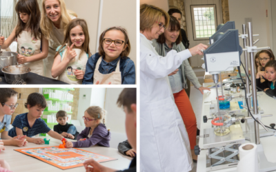 The A-Derma Brand Opens the Doors of Terre d'Avoine to Children Suffering from Eczema