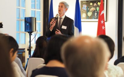 French Chamber launches Smart Health platform to connect innovative French healthcare actors to Singapore