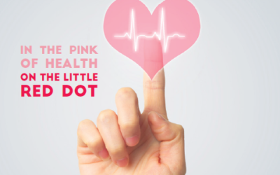 In the Pink of Health on the Little Red Dot